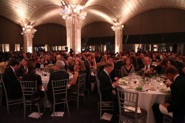 2014年威廉.考利奖颁奖晚会盛况摄影之一