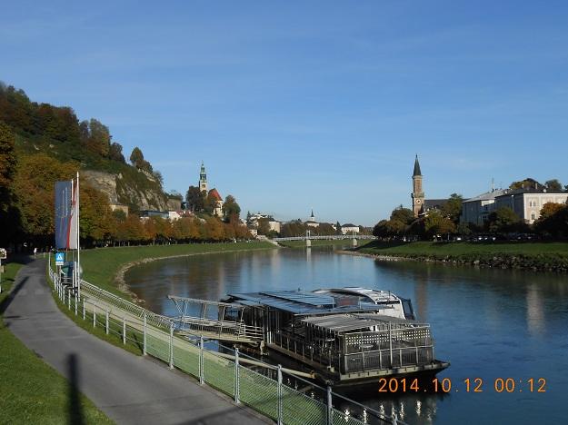 萨尔斯堡的萨尔斯河