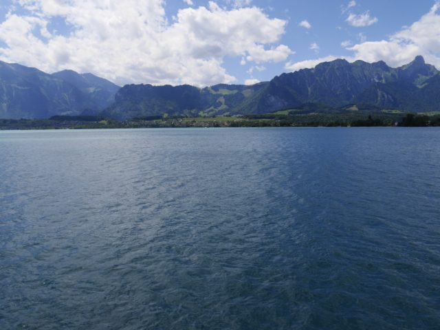 图恩湖,瑞士体验