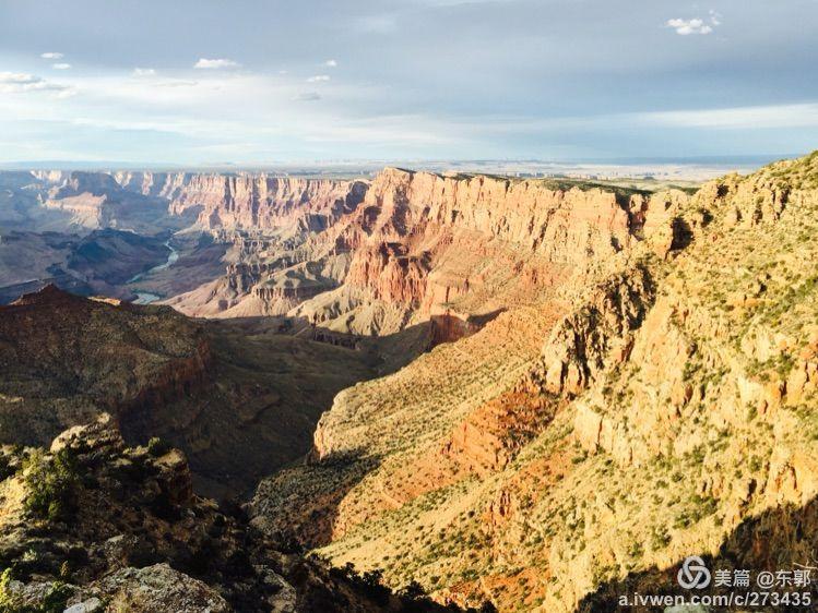 穿过大半个美国来看你 (7) 大峡谷南缘(Grand Canyon South Rim)