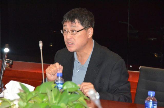 校友、耶鲁大学教授陈列平博士