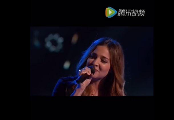 新一季《美国之声》冠军Alisan Porter演唱《蓝色港湾》