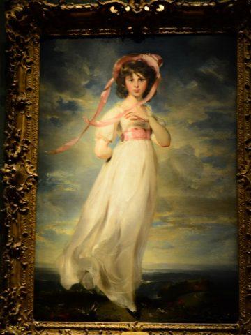 1 Thomas Lawrence (1769-1830), Pinkie, Painted circa 1790