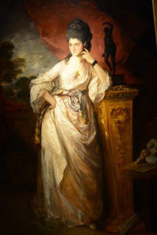 3 Thomas Gainsborough (1727-1788), Lady Ligonier