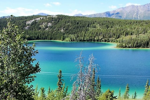 Emerald 湖