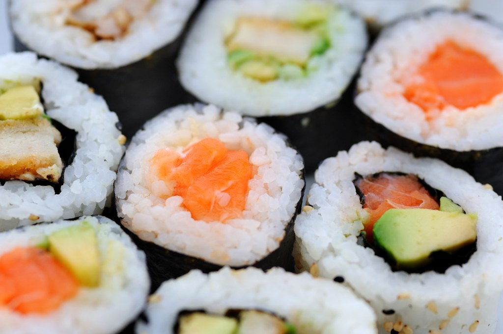 How to Eat Sushi Without Embarrassing Yourself