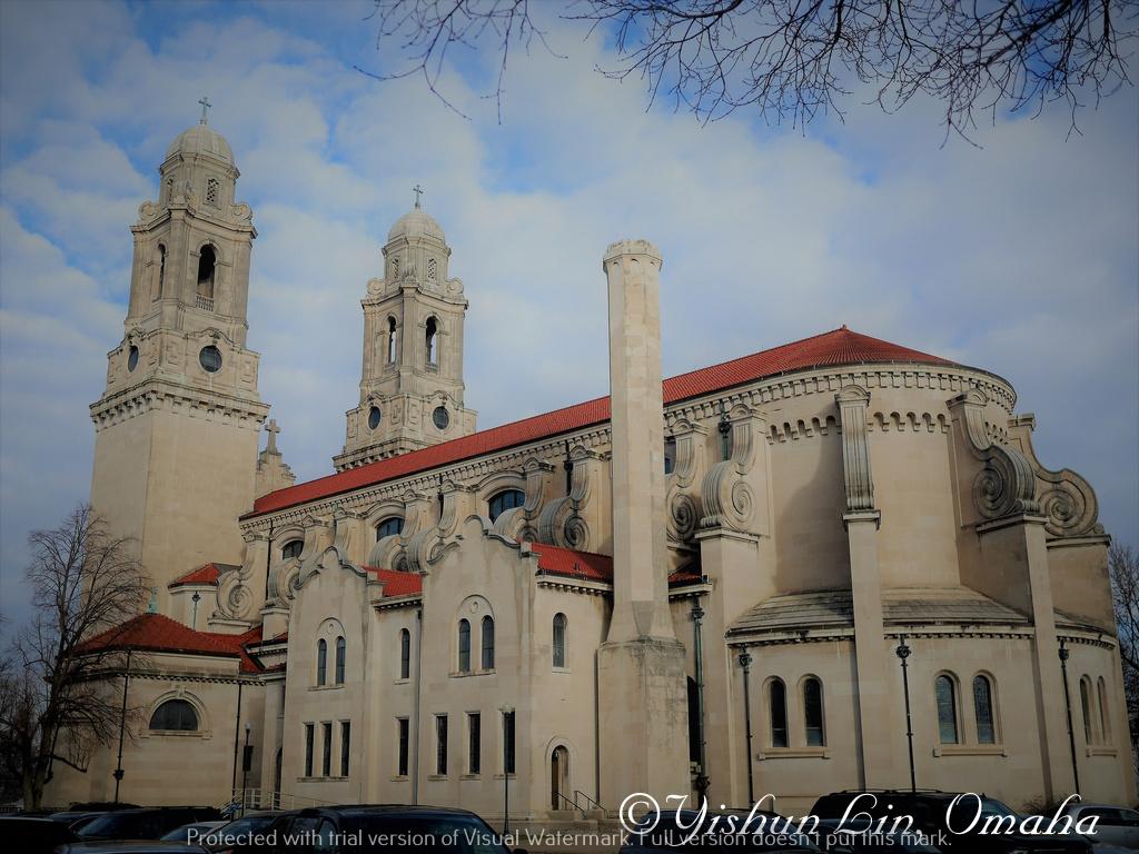 建筑之美 – 奥马哈教堂掠影