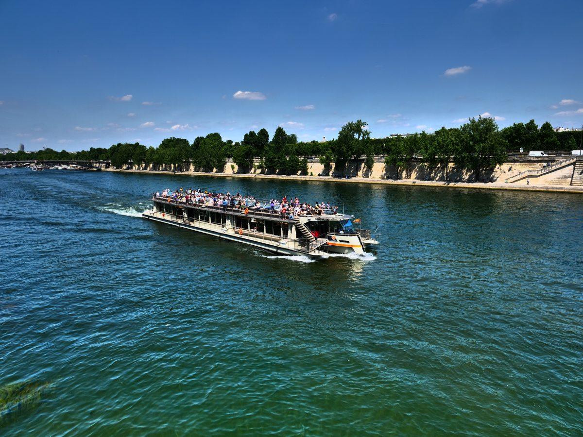 巴黎的塞纳河,太浪漫