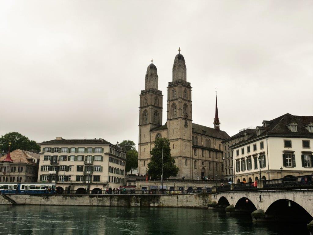 游览苏黎世(Zurich)