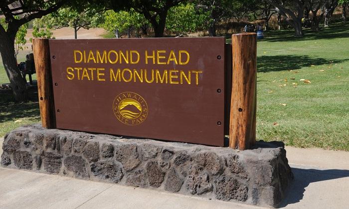 浑然天成的人间仙境夏威夷 2: 钻石头山Diamond Head