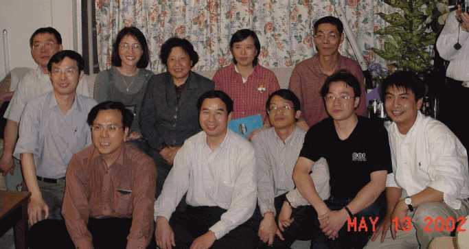 福医校长陈丽英一行访美,受到热烈欢迎、热情接待