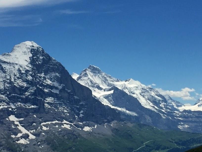 雪绒花和瑞士